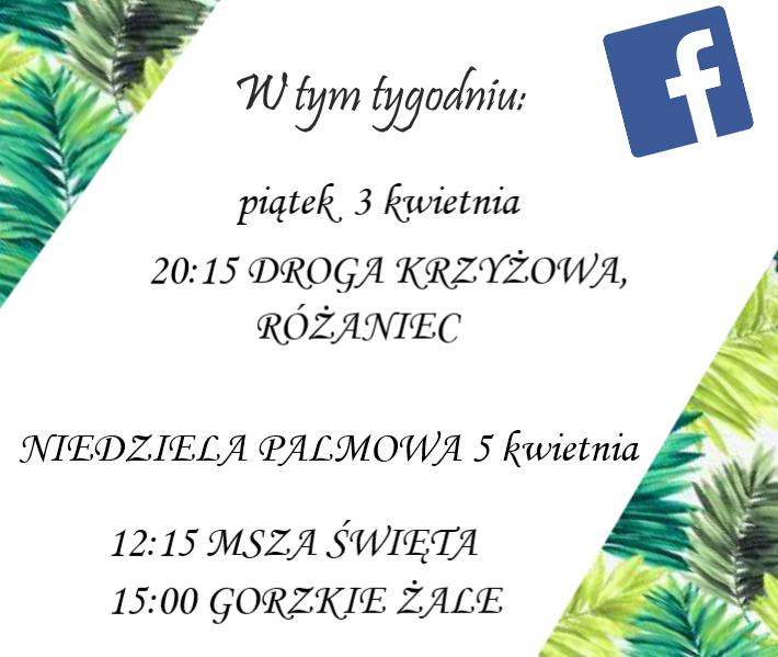 Parafia na Facebook'u